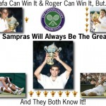 Sampras Will Always Be The Best!