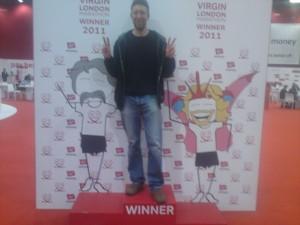 2011 marathon winner? :)
