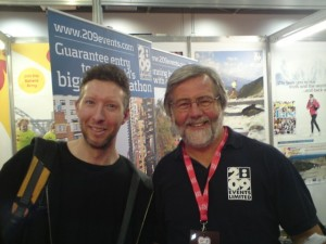 Me and Mike Gratton Excel Expo